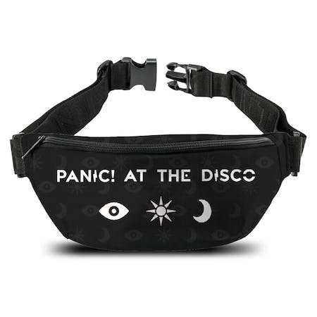 PANIC AT THE DISCO BUMBAG 3 ICONS from Rocksax  | Buy Now from   å £14.99