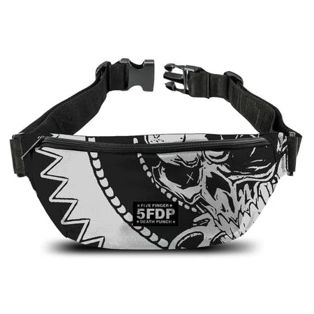 Five Finger Death Punch   Bum Bag   Knuckles from Rocksax | Buy Now from   å £14.99