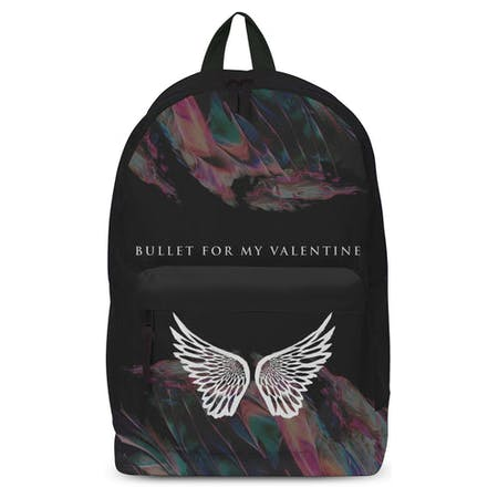 Bullet For My Valentine - Classic Rucksack - Wings 1