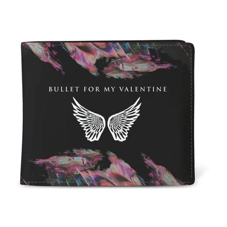 Bullet For My Valentine   Wallet  Gravity Wings  from Rocksax | Buy Now from   å £9.99