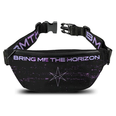 Bring Me The Horizon   Bum Bag   AMO Straps from Rocksax | Buy Now from   å £14.99