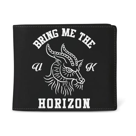 Bring Me The Horizon   Wallet   Goat from Rocksax | Buy Now from   å £9.99