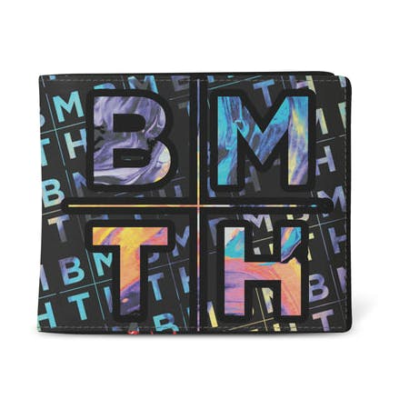 Bring Me The Horizon (BMTH) Wallet - Thats The Spirit