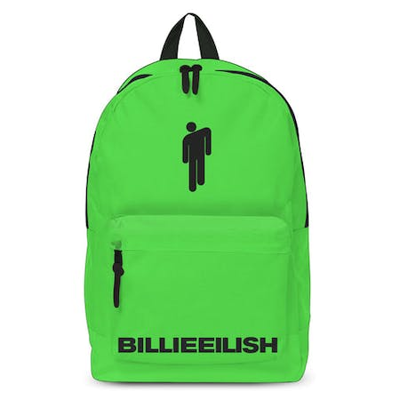 Billie Ellish Backpack Bad Guy from Rocksax | Buy Now from   å £24.99