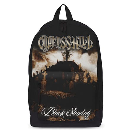 Cypress Hill Backpack - Black Sunday