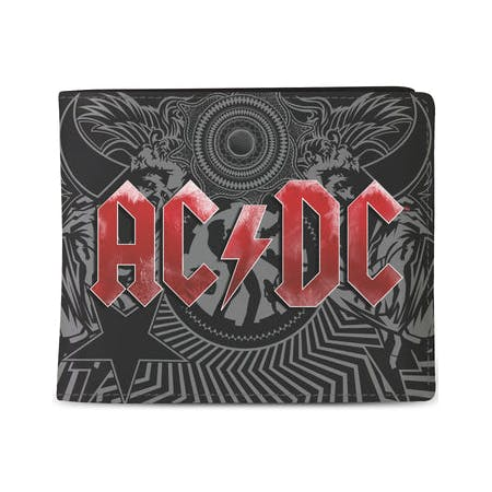 AC/DC - Wallet - Black Ice