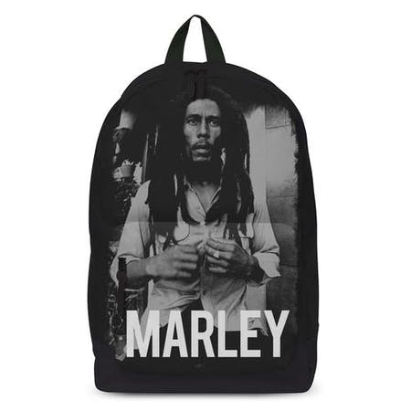 Bob Marley Backpack - Marley Photo