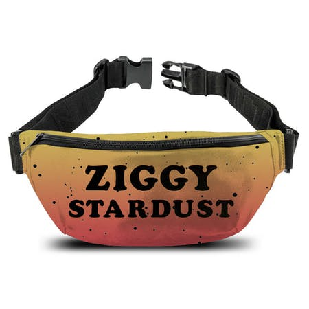 David Bowie   Bum Bag   Ziggy Stardust from Rocksax | Buy Now from   å £14.99