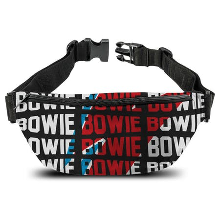 David Bowie - Bum Bag - Warped