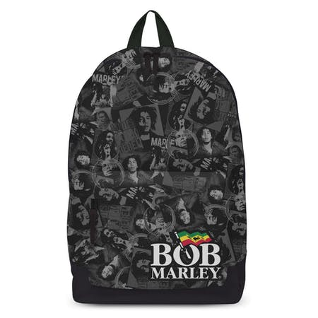 Bob Marley Backpack - Collage