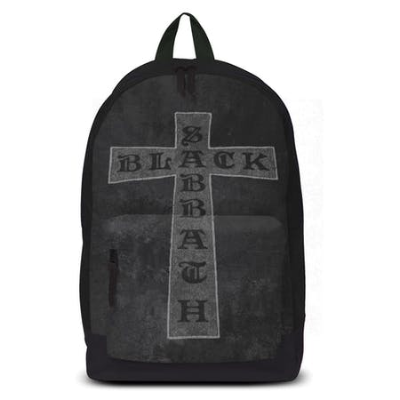 Black Sabbath Backpack - Crosses
