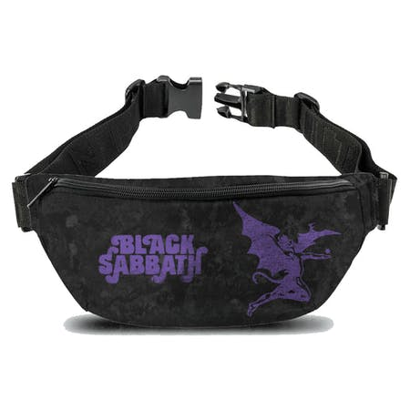 Black Sabbath   Bum Bag  A National Acrobat from Rocksax | Buy Now from   å £14.99