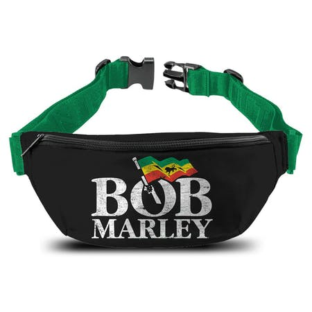 Bob Marley Bum Bag - Flag