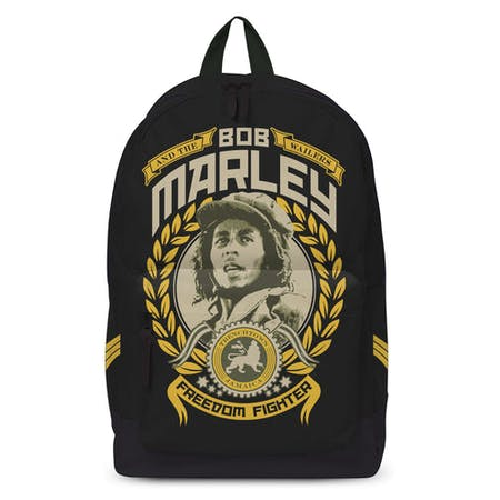 Bob Marley Backpack - Freedom Fighter