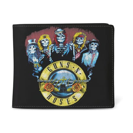 Guns N' Roses Wallet - Skeleton