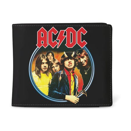 AC/DC   Wallet  Highway to Heaven from Rocksax | Buy Now from   å £9.99