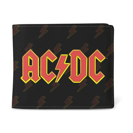 AC/DC   Wallet  Logo from Rocksax | Buy Now from   å £9.99