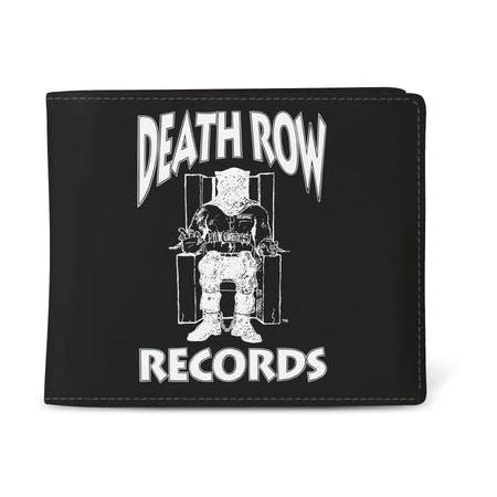Rocksax Death Row Records Premium Wallet - Death Row Records