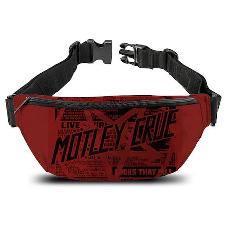 Motley Crue - Bum Bag - Girls Live