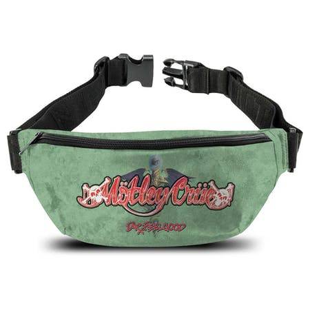 Motley Crue - Bum Bag - Dr Feelgood