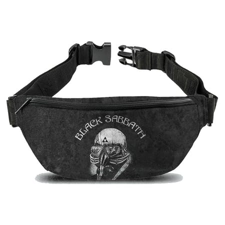 Black Sabbath   Bum Bag   Never Say Die from Rocksax | Buy Now from   å £14.99