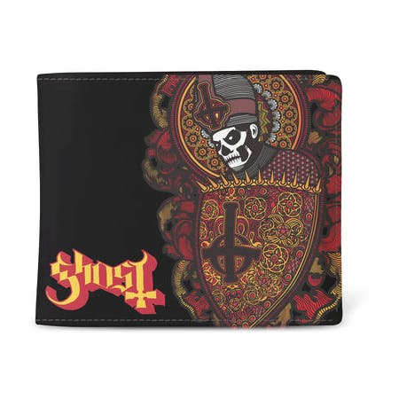 Ghost   Wallet   Papa Shi from Rocksax | Buy Now from   å £9.99