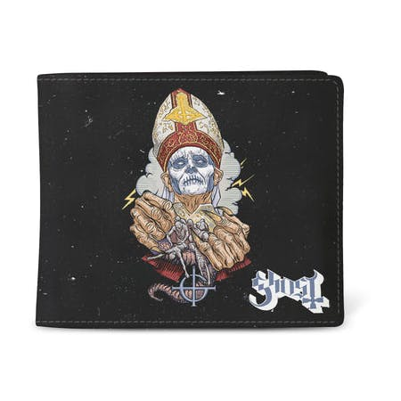 Ghost   Wallet   Papa Nihil from Rocksax | Buy Now from   å £9.99