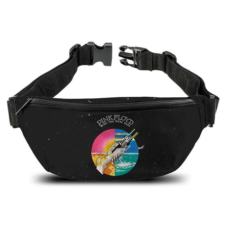 Pink Floyd   Bum Bag   Wish You Were Here from Rocksax | Buy Now from   å £14.99