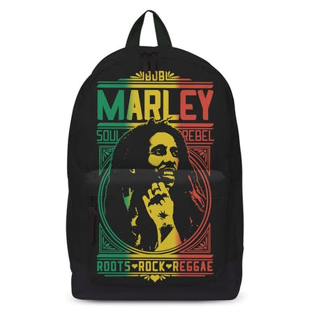 Bob Marley Backpack - Roots Rock Reggae