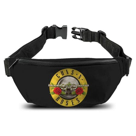 Guns N' Roses Bum Bag - Roses Logo (SALE)