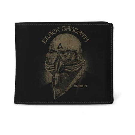 Black Sabbath Wallet - 78 Tour
