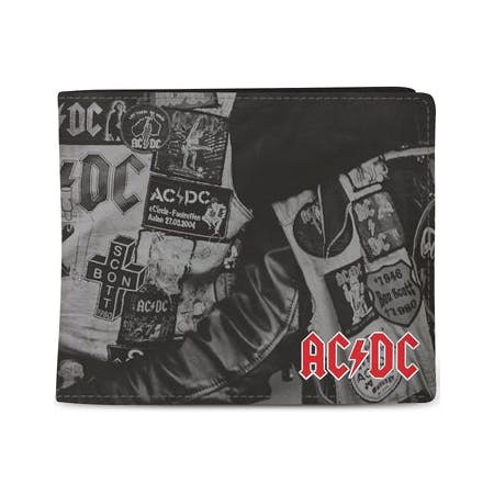 AC/DC - Wallet - Patches