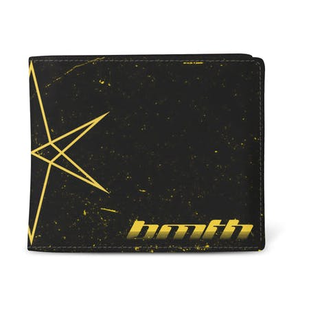 Bring Me The Horizon   Wallet   Mantra from Rocksax | Buy Now from   å £9.99