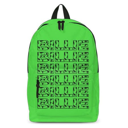 Billie Eilish Backpack - Billie
