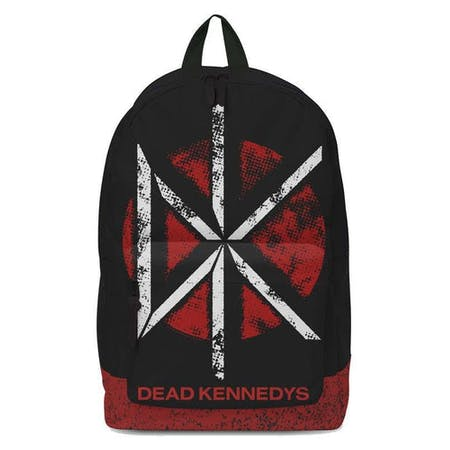 Dead Kennedys Classic Backpack - Dk
