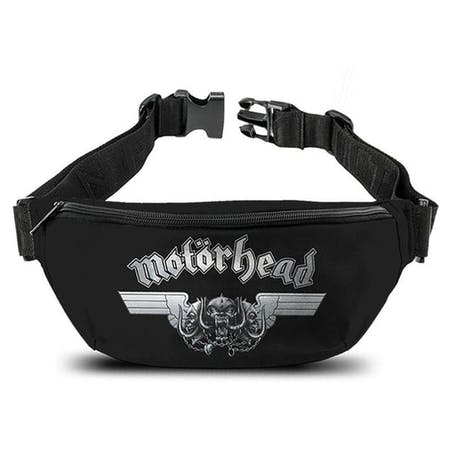 Motorhead Bum Bag - Wings Logo (SALE)