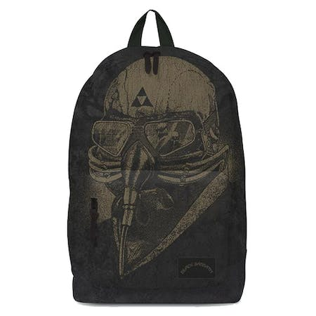 Black Sabbath Backpack - Never Say Die