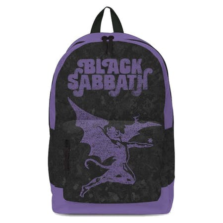 Black Sabbath Backpack - Demon Purple