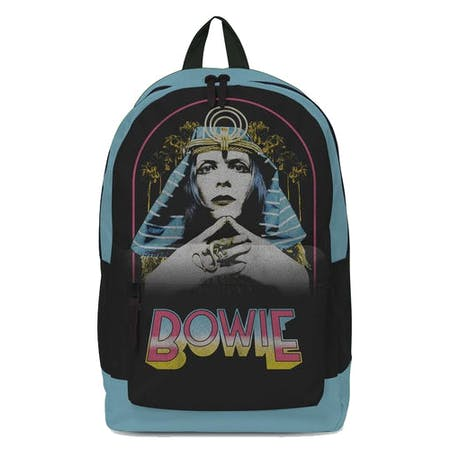 David Bowie Backpack - Pharoah