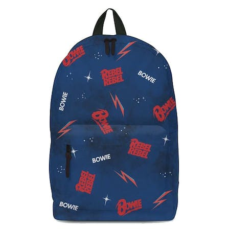 David Bowie Backpack - Galaxy