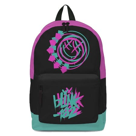Blink 182 Backpack - Smile