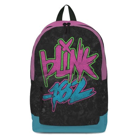 Blink 182 Backpack - Logo (SALE)
