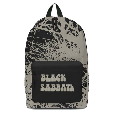 Black Sabbath Backpack - Sbs White